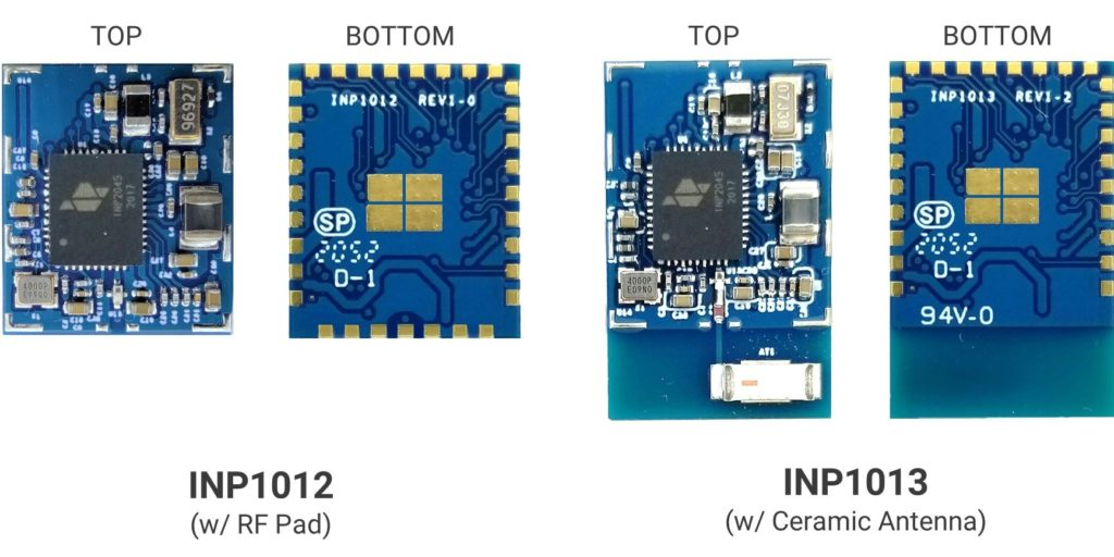 Innophase Wi-Fi Bluetooth modules