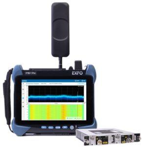 Exfo 5GPro spectrum analyzer